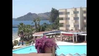 Вид с балкона отеля Marmaris Resort & Spa 5* (Турция, Мармарис)(Читайте подробный отзыв об отеле Marmaris Resort & Spa 5*: http://otzovik.com/review_2421420.html., 2015-09-05T20:53:21.000Z)