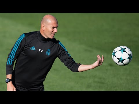 Harry Kane is a 'complete player', says Real Madrid's Zinedine Zidane
