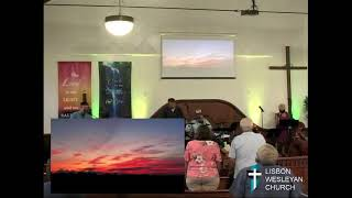 Lisbon Wesleyan Church Livestream - 8/9/20