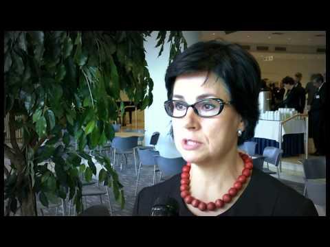 UASnet Helsinki Conference 2011 - interview Anita Lehikoinen