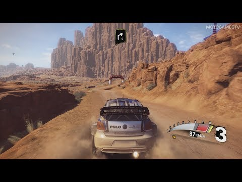 V-Rally 4 - First 12 Minutes Of Career Mode