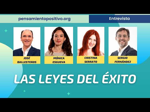 El éxito y sus leyes con José Ballesteros, Sergio Fernández, Mónica Esgueva, Cubeiro. 48