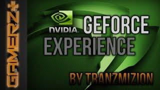 [Gamerz+] NVIDIA Experience CZ | Jak aktualizovat ovladače a správné nastavení | 1080p