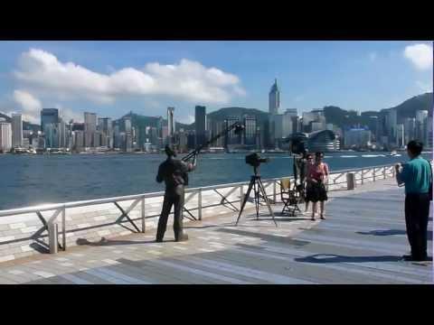 Avenue of Stars 星光大道, Hong Kong, HD Experience