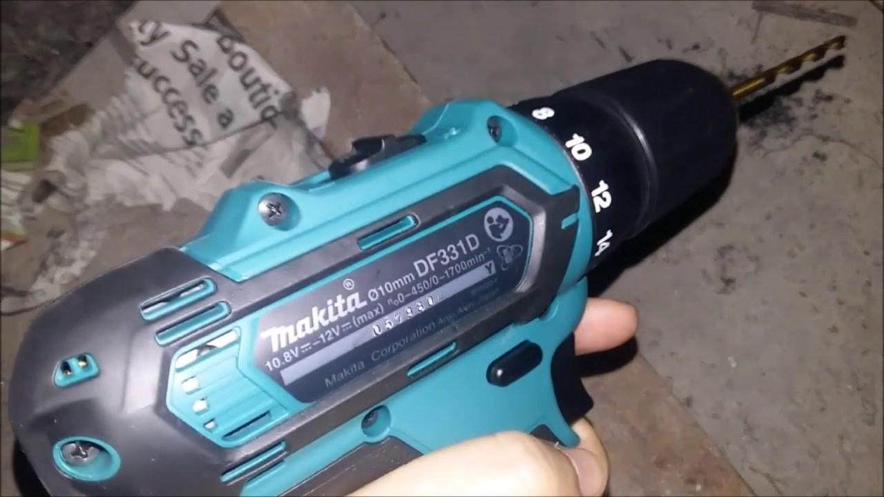 makita 12 volt drill review