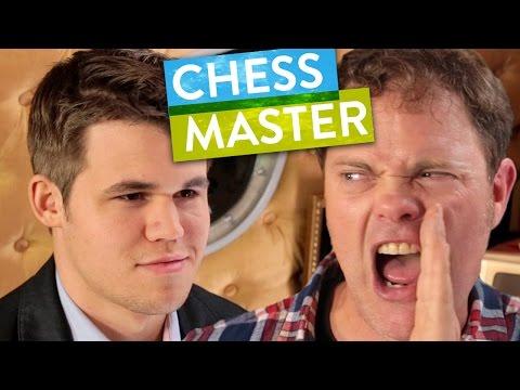 Rainn & Magnus Carlsen get Metaphysical over Chess  Metaphysical Milkshake