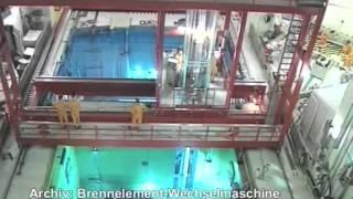 WISSEN HEUTE Physik - Kernkraftwerk Mülheim-Kärlich (Rundgang)