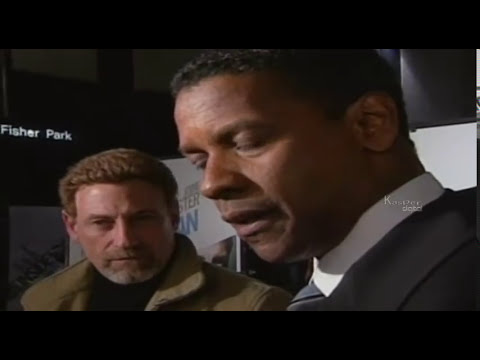 Sexy Male Celebrity - Denzel Washington Biography