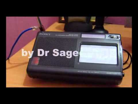 TECSUN-PL 660  ,  SONY  SW  DIGITAL WORLD RECEIVER DXING RADIOS FROM MY RARE  COLLECTION.mp4