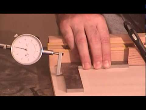 Table Saw Sled Alignment
