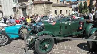 Mille Miglia 2012 Brescia - 1000 Miglia Storica Full HD