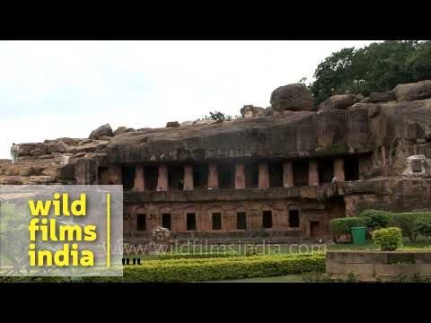 Udayagiri and Khandagiri Caves - Odisha