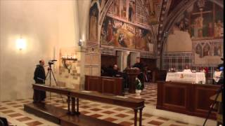 Vespers with Poor Clares, May 27, 2015