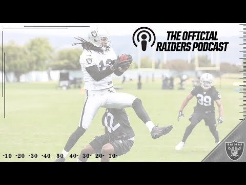 Podcast: Recap of Week One of Raiders Organized Team Activities