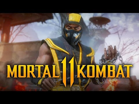 "FINAL DAY OF THE BETA! - Mortal Kombat 11 Online: ""Scorpion"" Gameplay! (Closed Beta)"