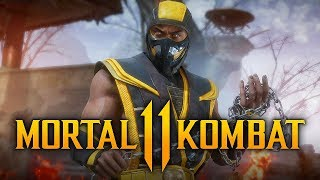 "FINAL DAY OF THE BETA! - Mortal Kombat 11 Online: ""Scorpion"" Gameplay! (Closed Beta)"