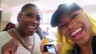 VlOGMAS 17 & 18| CLEAR MY NAME LOOK AT THE RECEIPTS , TREE DATE ,