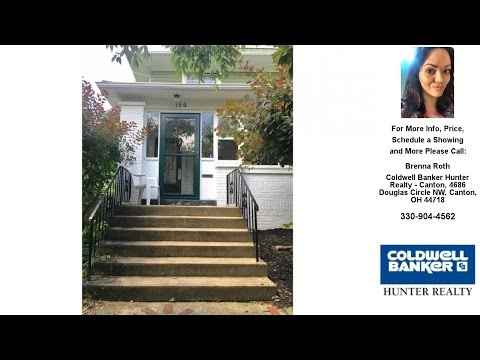 184 Casterton Avenue, Akron, OH Presented by Brenna Roth.