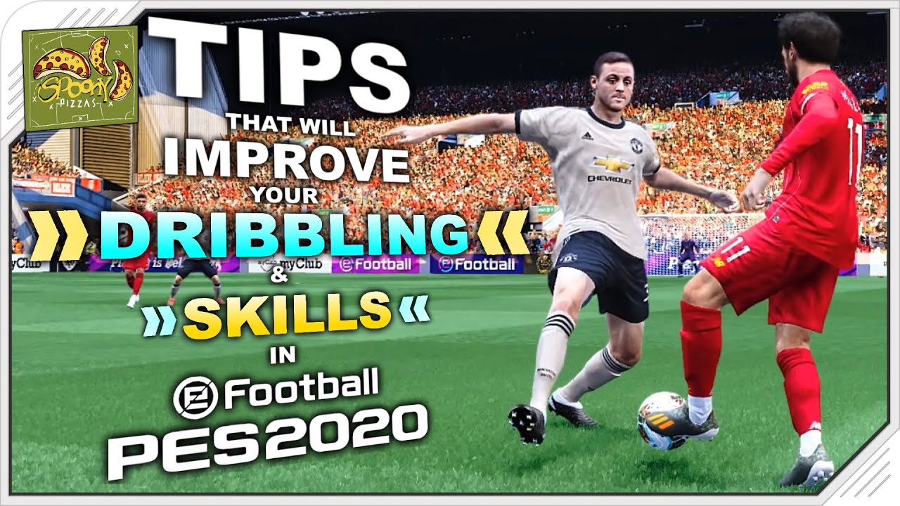 PES 2020 | IMPROVE your DRIBBLING & SKILLS with these 3 TIPS!