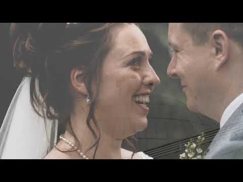 Megan + Liam | A Beautiful Glasgow Wedding Film In The Scottish Rain | Oran Mor