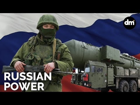 How Powerful is Russia? - Russian Military Power 2017