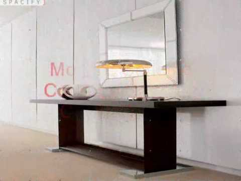 Modern Console Tables, Contemporary Living Room Console Table.