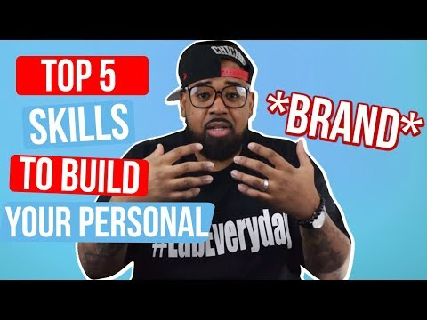 Top 5 IT Skills To Build Your Brand