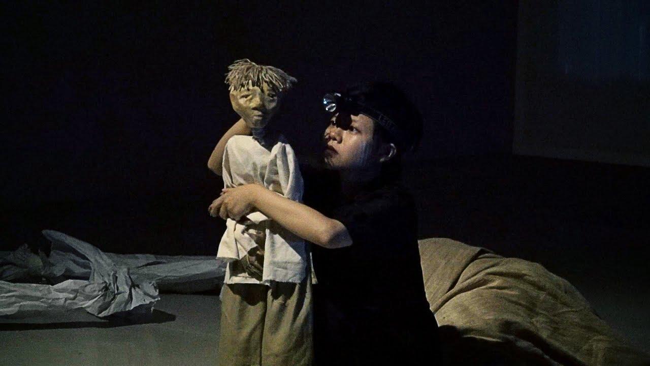 """Vở kịch rối đương đại """"Gạo"""" lần đầu diễn tại Việt Nam - YouTube"""