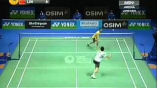 lee chong wei vs lin dan all england 2011 final part 2