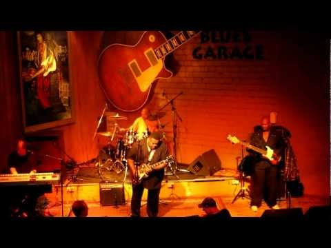 Larry McCray Band, Blues Garage, 14.09.2012