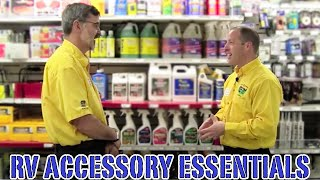 RV Accessory Essentials | Pete's RV Buyer Tips