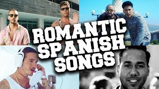 Top 50 Most Popular Romantic Spanish Songs of All Time (Updated in March 2020)