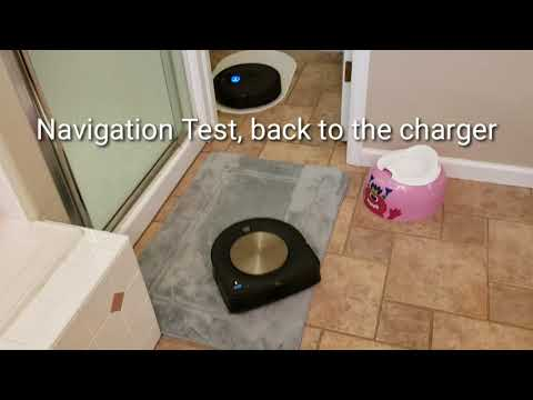 iRobot Roomba s9 vs i7 open cleaning run and navigation test!!! Not what I thought 🤔🤔🤯🤯