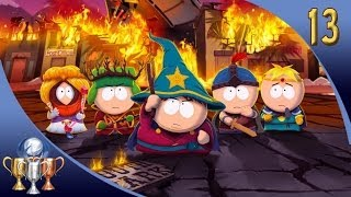 South Park: The Stick of Truth Walkthrough - Beat Up Clyde (Climb Clyde's Fortress) [Part 13]