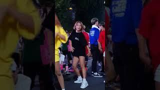 2018.8.12&걷고싶은거리&홍대&공차앞&버스킹&여성댄스팀&Diana(해미)&by큰별