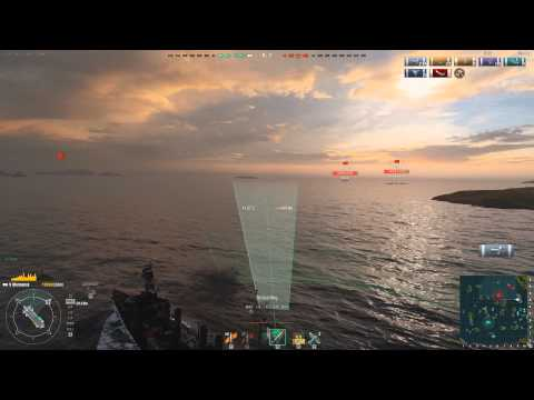 World Of Warships - Murmansk Anti-Air