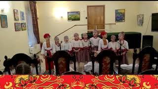 """Донская казачья песня """"Пчёлочка златая"""""""