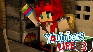 Youtubers Life a Minecraftban! - Alkoholt tiniknek?! 🍻 -3. rész