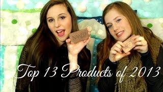 Top 13 Products of 2013 Feat. thebeautyguru4u!