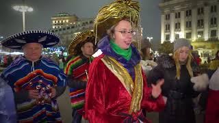Вся новогодняя Москва   Театр 3 января 2018
