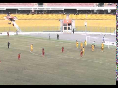 Ghana 1 - 0 Togo  Highlights Friendly Accra Sports Stadium