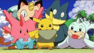 Pokemon 4-D  Pikachu