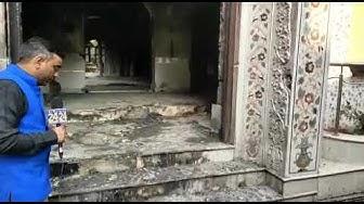 MEDIA COVERAGE JANNATI MASJID OF GOKAL PURI AREA OF NORTH  EAST DELHI