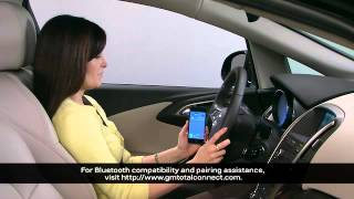 2016 Buick Encore & Verano How To Setup Text Message Alerts