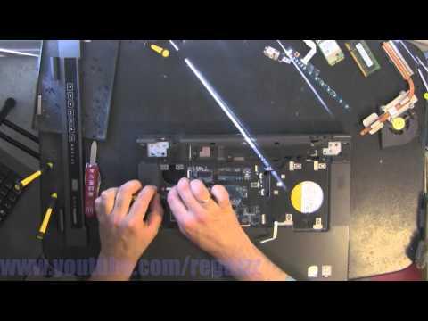 how to take apart dell inspiron desktop