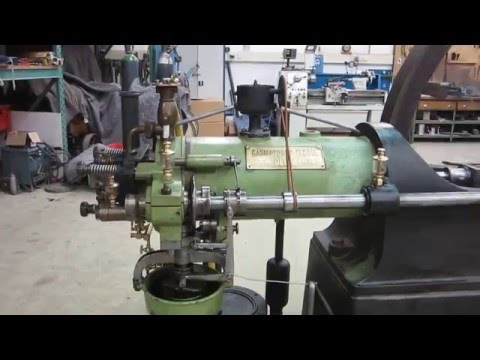 Deutz slide valve motor type A