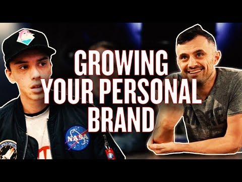 LOGIC'S ADVICE ON HOW TO MARKET YOURSELF ON SOCIAL MEDIA | #ASKGARYVEE WITH LOGIC