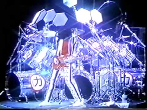 KISS Live In Philadelphia 12/18/1987 Crazy Nights World Tour