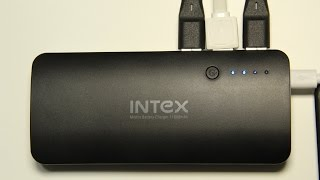 Intex IT-PB11K 11000 mAh Power Bank - Review