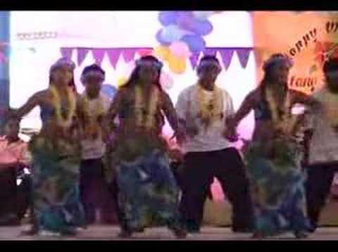 Kiribati Dance - 'CB Radio'